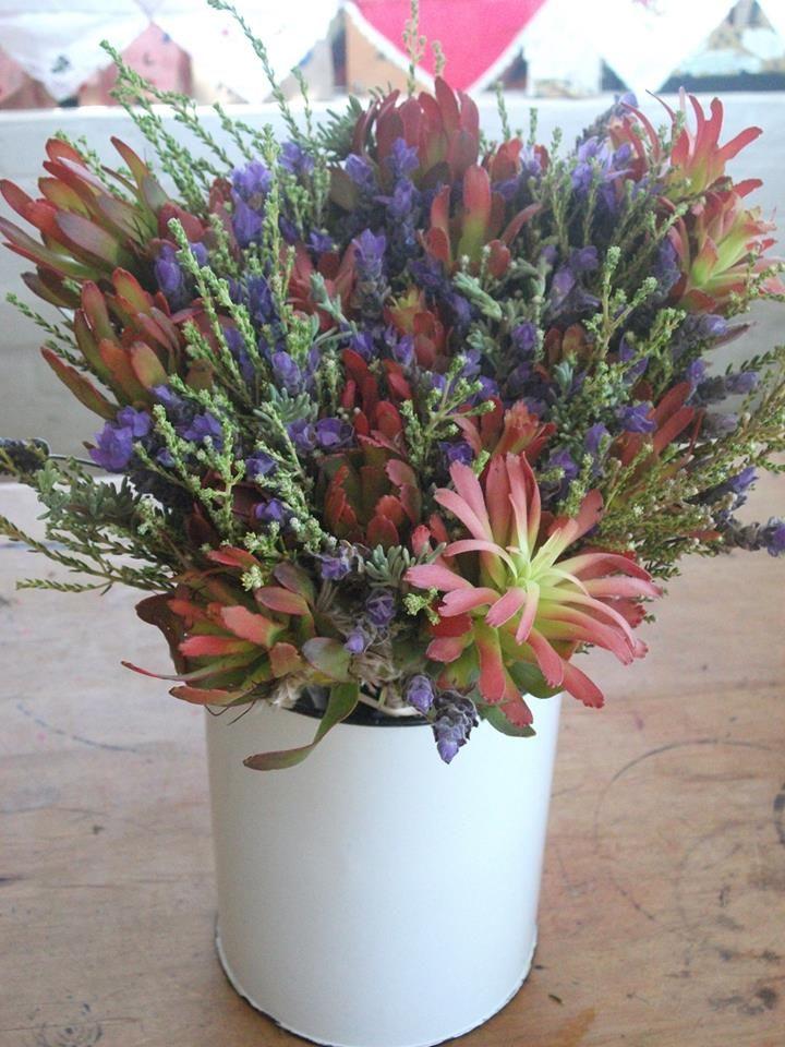Fynbos bouquets