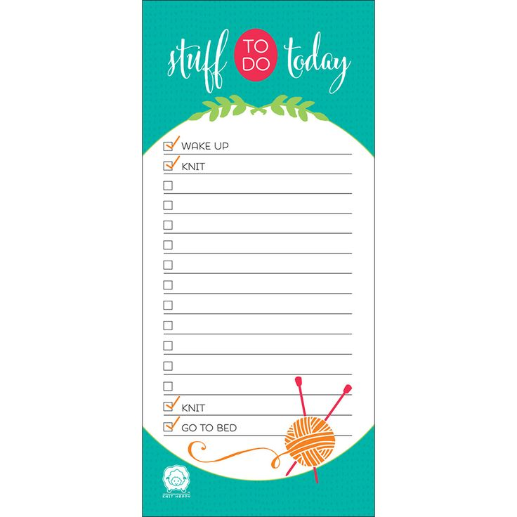 Best 25+ To do list pad ideas on Pinterest Print calendar 2017 - another word for to do list