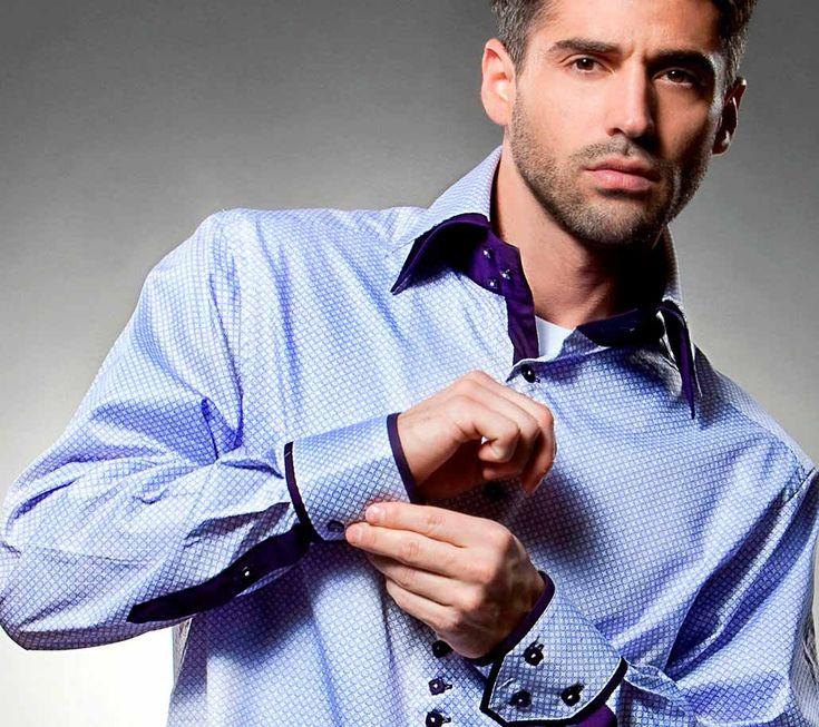 модные мужские рубашки 2016 фото