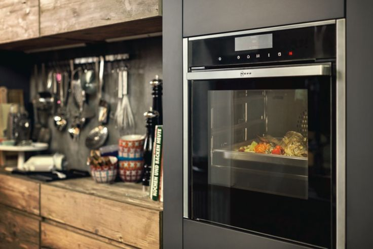 The Neff ovens are an essential part of any Cookaholic's kitchen.