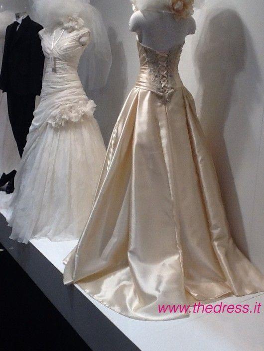 Mirto and Lunaria - Exclusive thedress.it http://www.thedress.it/4982/esclusiva-la-sposa-carlo-pignatelli-couture-2013-dal-vivo/