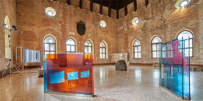 Vicenza, arte di Italia e Cina a dialogo in Basilica