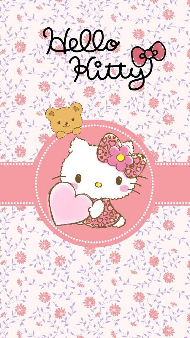 466 Best Hello Kitty Wallpaper Images On Pinterest