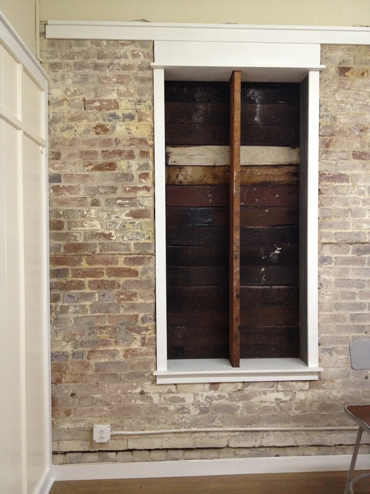 17 Best Images About Whitewashed Brick On Pinterest