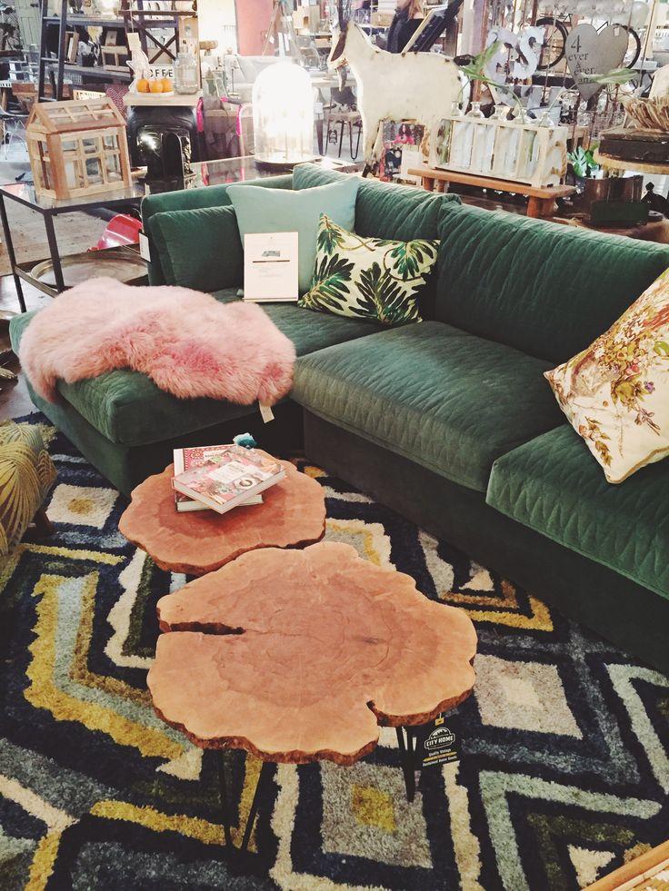 76 Best Green Seating Images On Pinterest Living Room