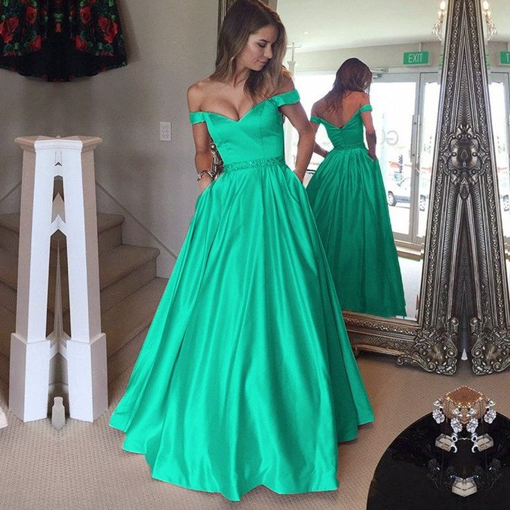 17 Best ideas about Green Formal Dresses on Pinterest | Emerald ...