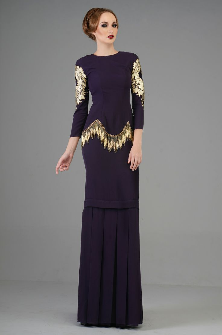 Highness Raya look 3 by Rizman Ruzaini