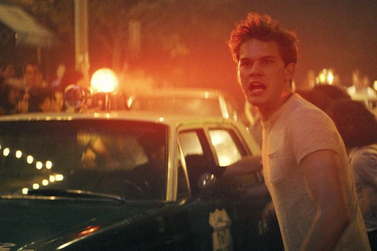 The first poster for the Stonewall film has been revealed