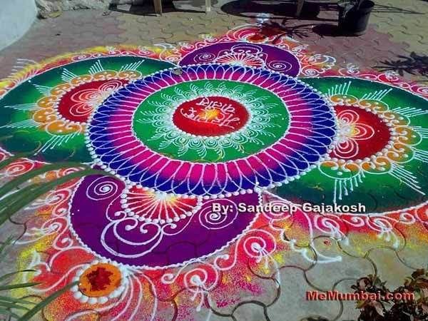 sanskar rangoli designs