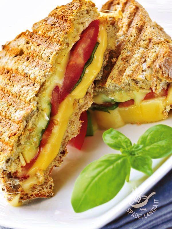 Per un risultato ottimale del vostro Tramezzino con verdure grigliate e formaggio assicuratevi che il pane e gli altri ingredienti siano di prima qualità!