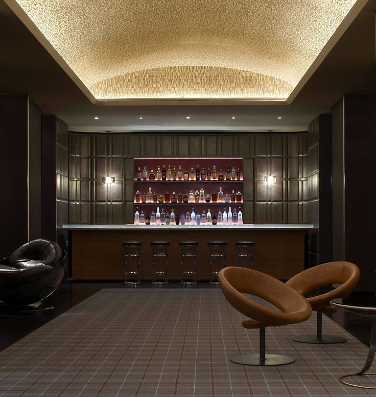 W Hote L Smyth Hotel Graves Hotel The Hotel Interiors, By Yabu Pushelberg  Are Upscale Ye.