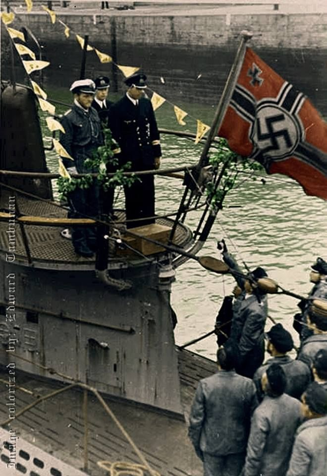 Soldiers : U-552 - The U-552 was a Type VIIC U-Boat of the German Kriegsmarine…