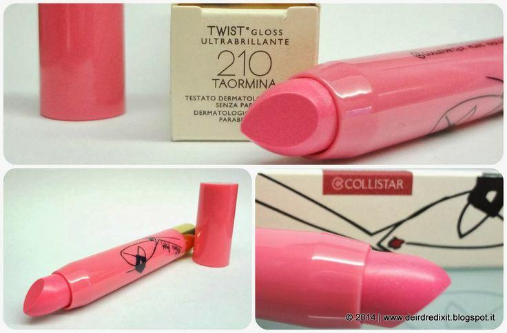 Collistar Ti Amo Italia - Twist Gloss nr. 210 Taormina
