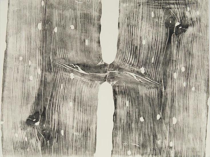 Brian Nash Gill - Woodcut, Joint