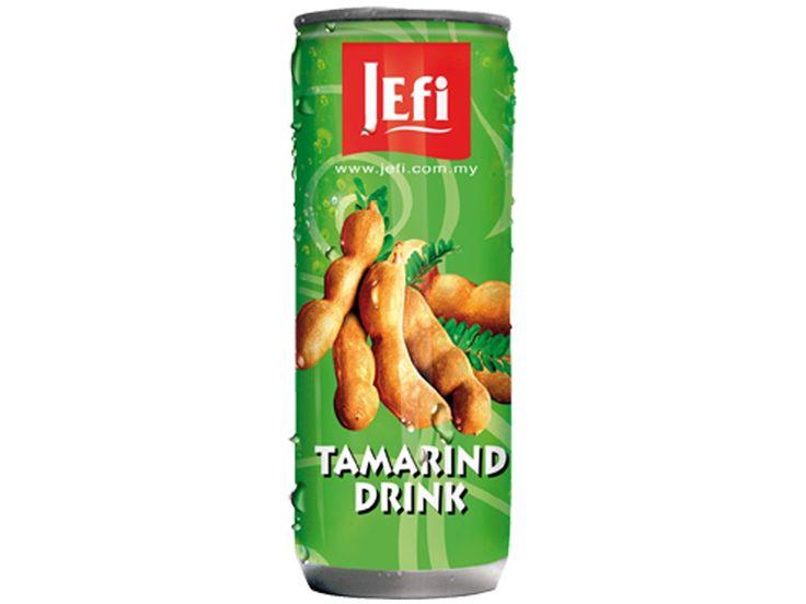 #Tamarinde drank #Jefi staat bekend om zijn uiterst populaire tropische sappen die voorzien zijn van een fris exotisch aroma en een buitengewone sappigheid. #Jefi Tamarinde drank is ideaal voor de bereiding van mixdrankjes of als een verfrissende dorstlesser met een frisse exotische smaak.