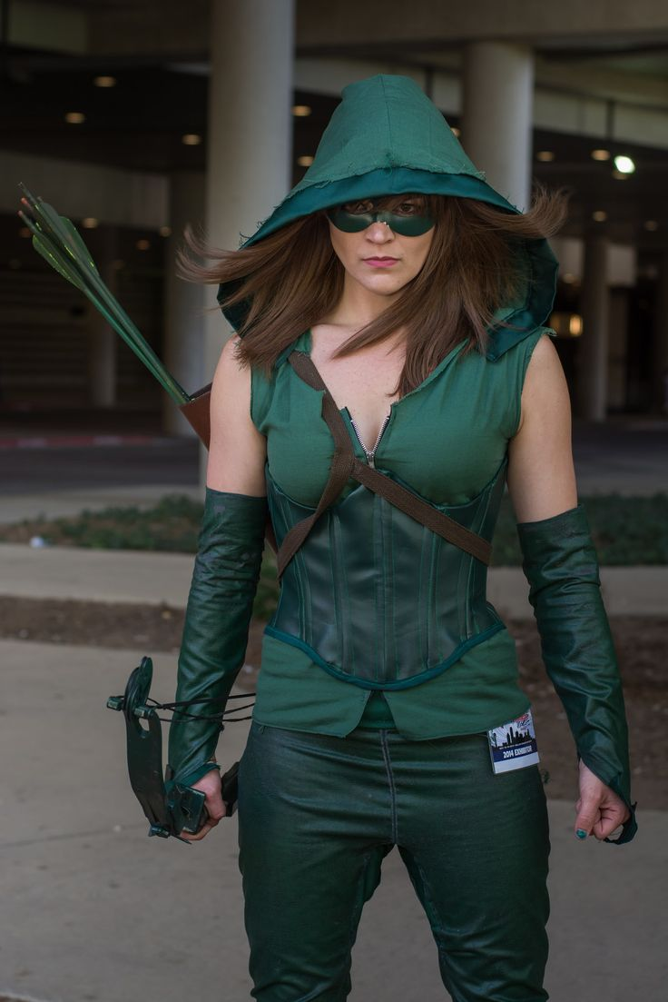 Green Arrow - 2014 Dallas Comic Con Sunday | by alan tijerina