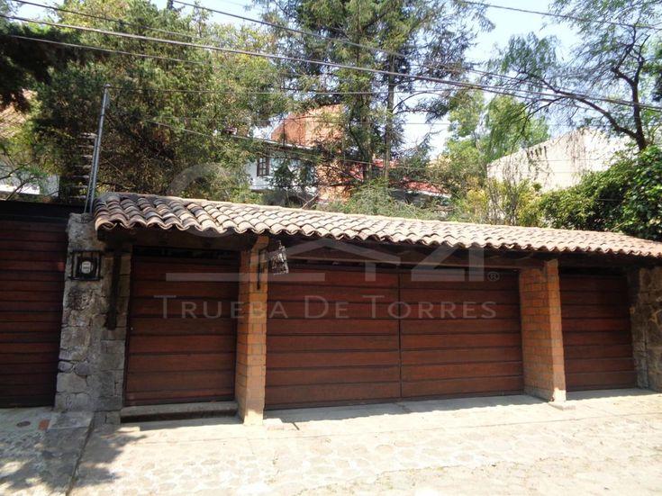 Casa en Venta en Cañada, Contadero, Cuajimalpa - Inmobiliaria Trueba de Torres