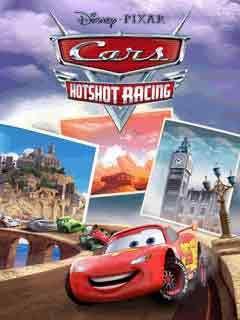 Cars: Hotshot Racing para celular - http://www.baixarjogosparacelular.co/cars-hotshot-racing/ #JogosCorrida, #celular, #apps, #download, #Smartphone -  Fonte: http://www.baixarjogosparacelular.co - Cars: Hotshot Racing java download baixar jogos – O jogo oficial da grande Gameloft é o carros da DisneyPixar. e Há de tudo, desde desenhos animados Carros e Carros 2! Nitro-turbo e adrenalinovo  corrida com controles simples. Open, sangrar, e perseguiu com 15 personagens