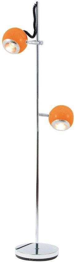 Leitmotiv Leeslamp Retro Lights - Oranje