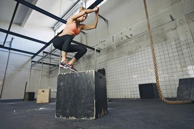 Box Jump o salto al cajón: un completo ejercicio para trabajar tu cuerpo