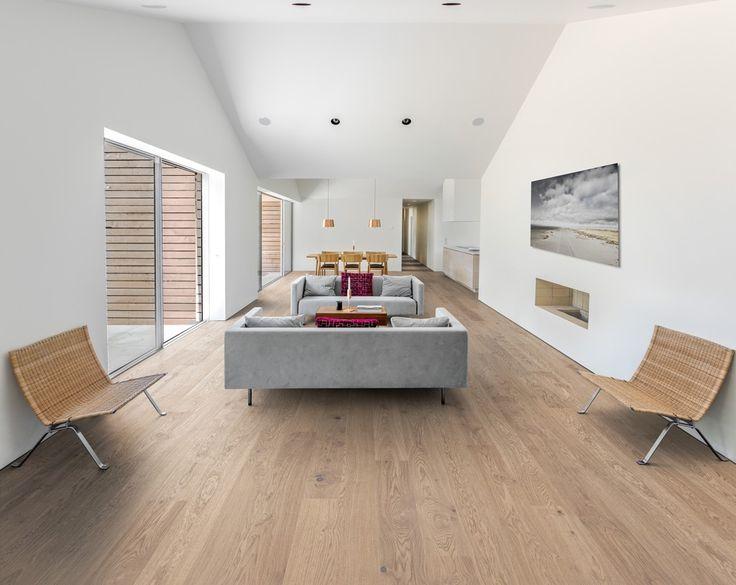 Fremtredende gulv er trendy! - Byggmakker+