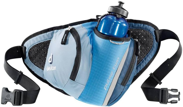 Deuter Pulse Two Hip Pack Cool Blue/Midnight 1L