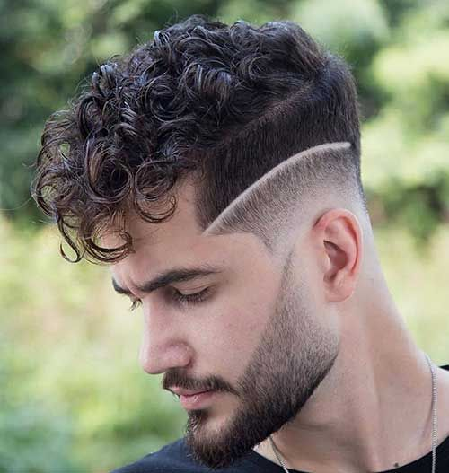 30 Trendy Curly Hairstyles For Men (2020 Collection) in ...