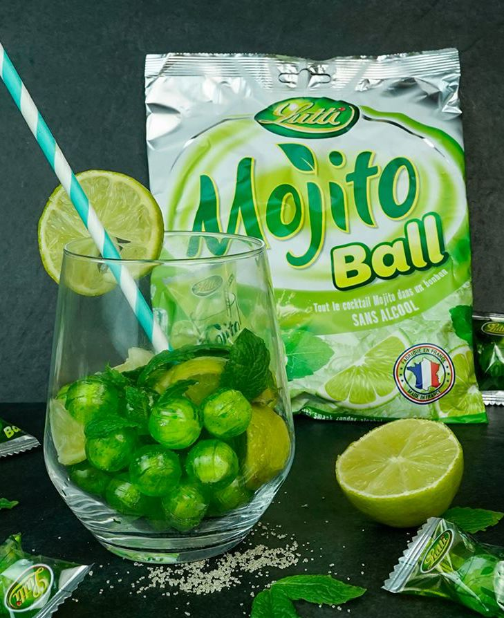 Je viens de tenter ma chance pour gagner un sachet de Mojito Ball Lutti! Profites en vite, le tirage au sort a lieu bientôt!