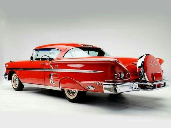 Chevrolet Impala de 1958. fefd.