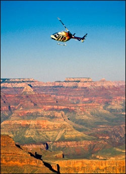 Got to Helicopter the South Rim of the Grand Canyon: Las Vegas Tours to Grand Canyon Skywalk.
