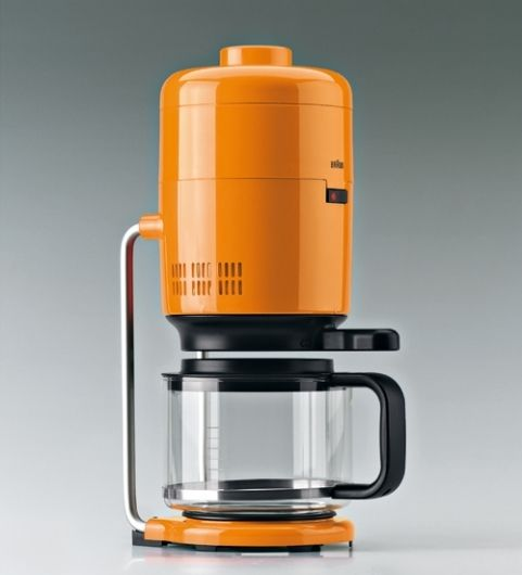 There is an infinite ability to make something better than it is. The simplest things are not done evolving into their highest forms.   (Braun coffee maker)