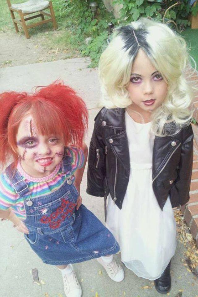 Children S Chucky Halloween Costume