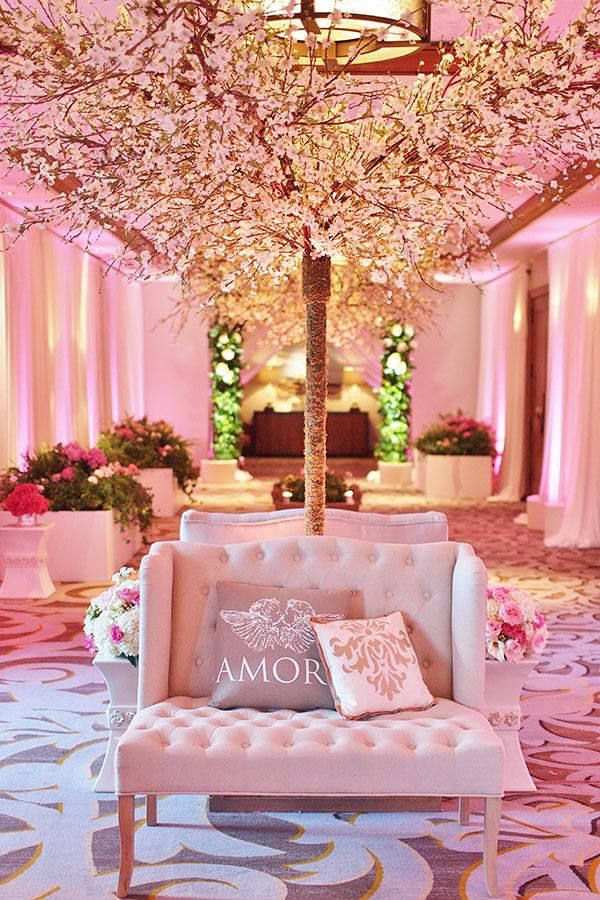 Decoração de Casamento Rosa: 84 Fotos Inspiradoras