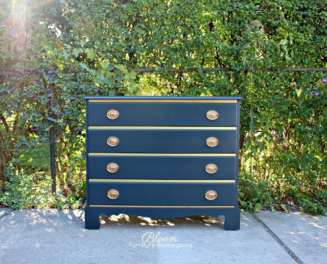 Client Project: Entryway Dresser and Hardware Refinish