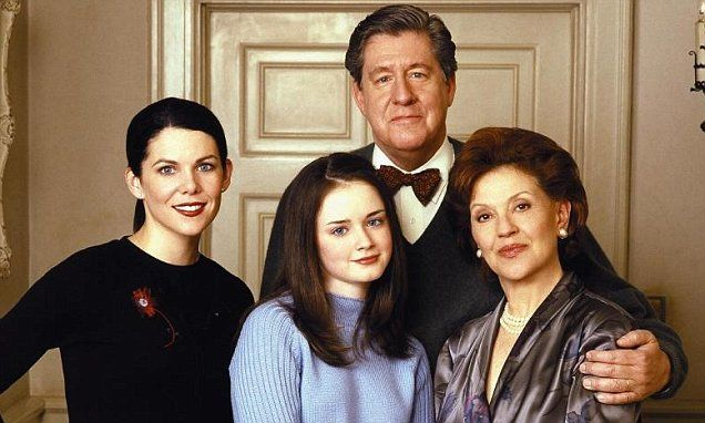 'The kindest, classiest, most talented man': Gilmore Girls star Lauren Graham leads tributes to her TV dad Edward Herrmann following his death from brain cancer
