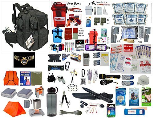 bug out bag list pdf