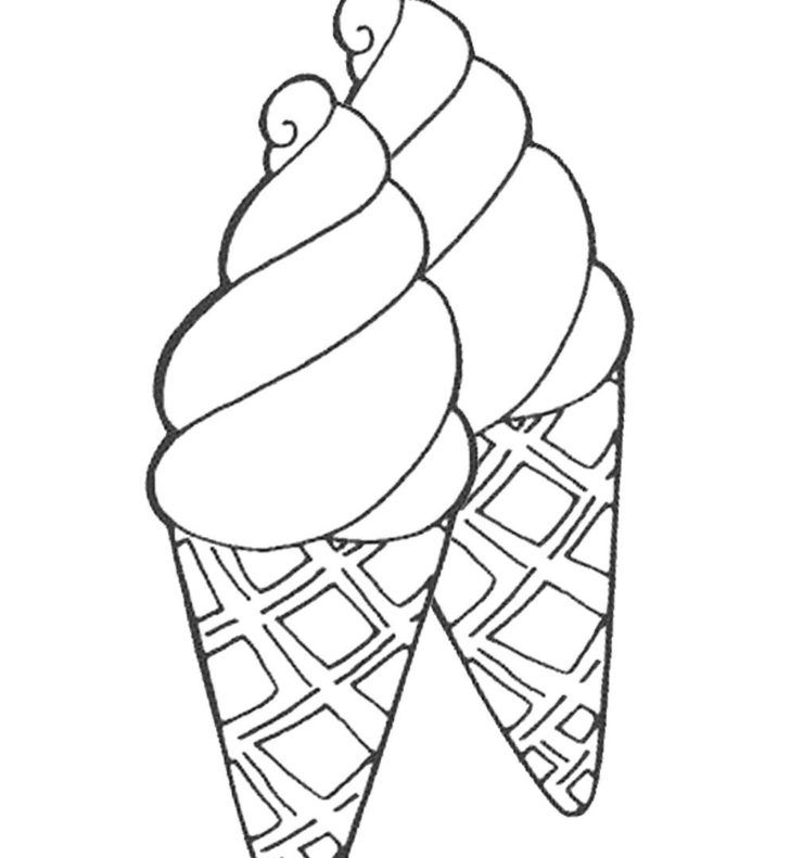 Ice Cream Cone Coloring Page Coloring Ice Cream Cone Pages Fantastic Ice Cream Coloring Pages Cupcake Coloring Pages Coloring Pages