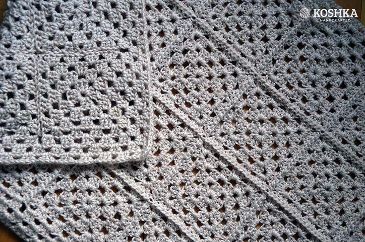 Crochet Patchwork by Koshka | Buy at hello@koshka.pl