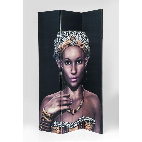 Παραβάν African Queen
