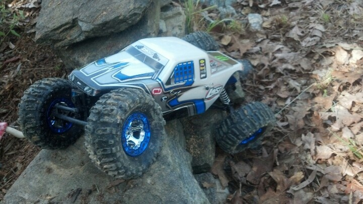 Losi night crawler