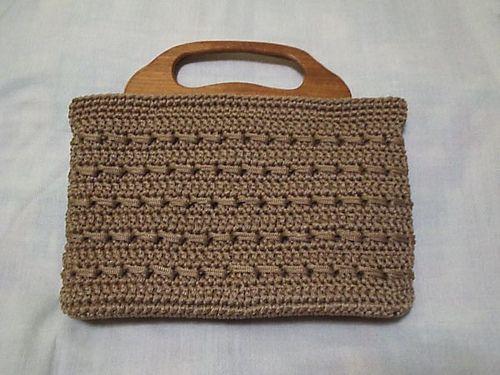 bolso tejido en crochet | Clasificados En Colombia Gratis | Bolsos ...
