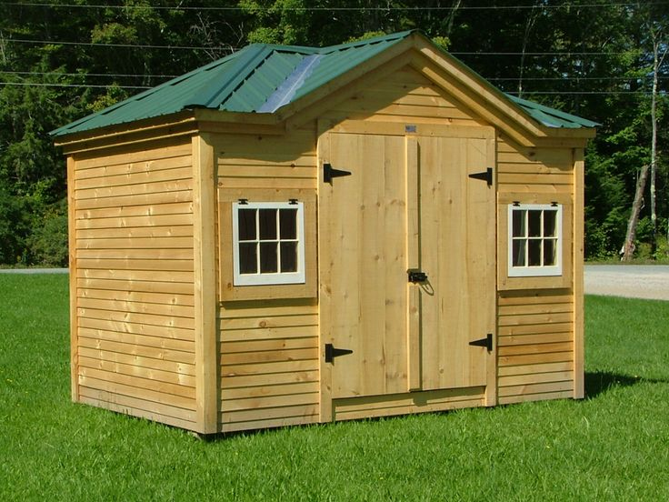 Image Result For Storage Shed Plans Kitsa