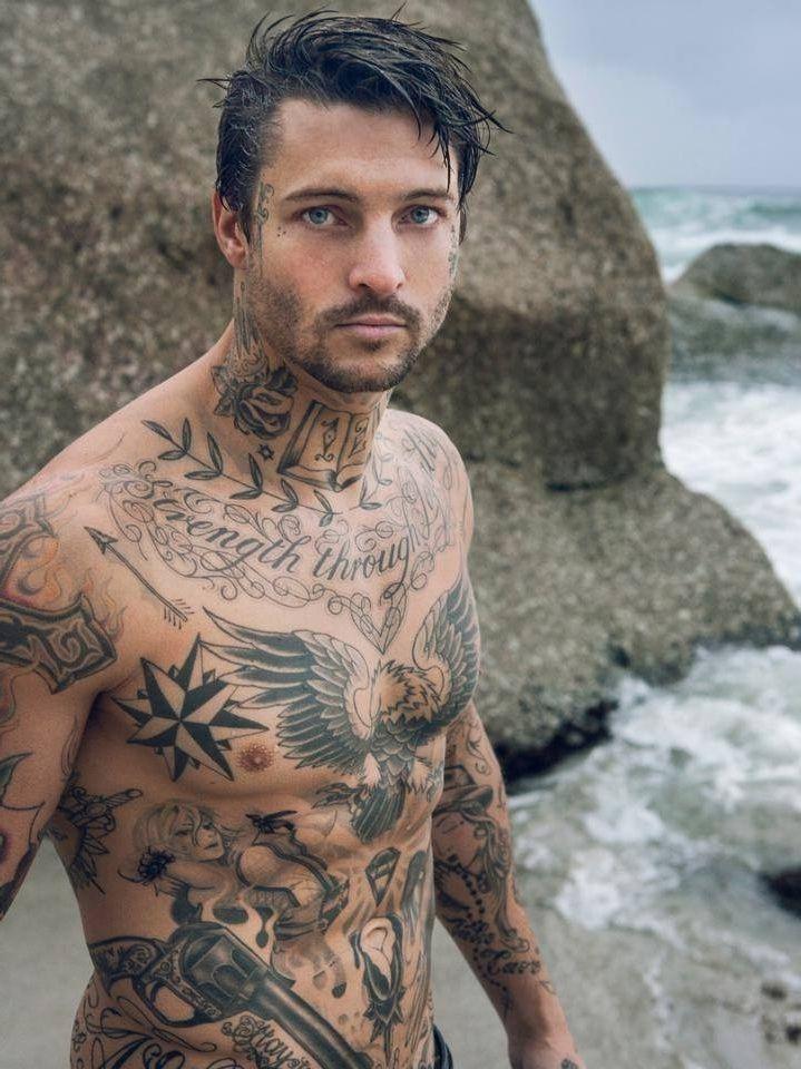 shane burnell - Google Search | Shane Burnell | Torso tattoos, Body art, Tattoos