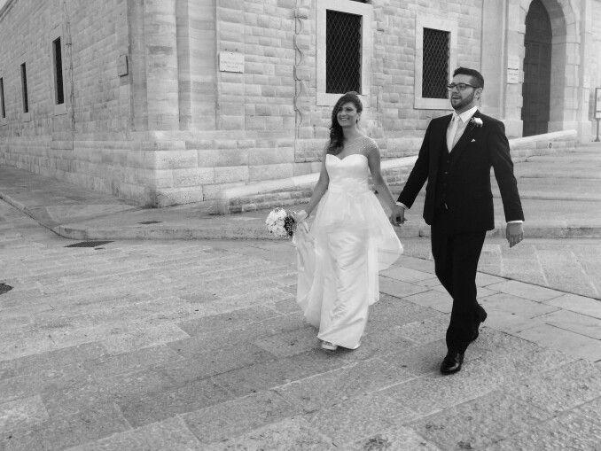 Passeggiando verso la cattedrale
