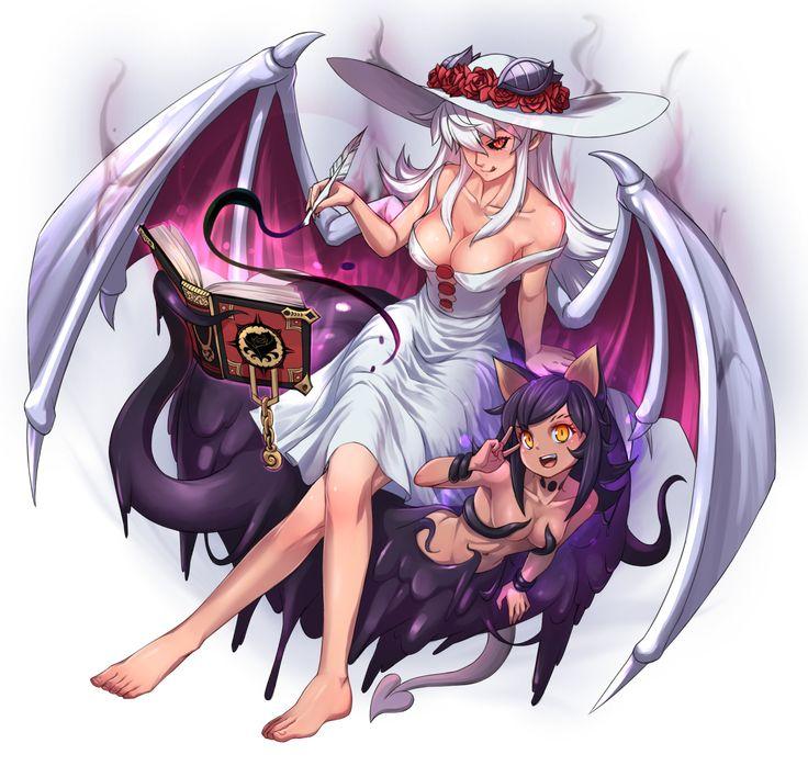 Monster Girl Encyclopedia :: Monster Girl (Anime) :: мир аниме / красивые картинки и арты, гифки, прикольные комиксы, интересные статьи по теме.