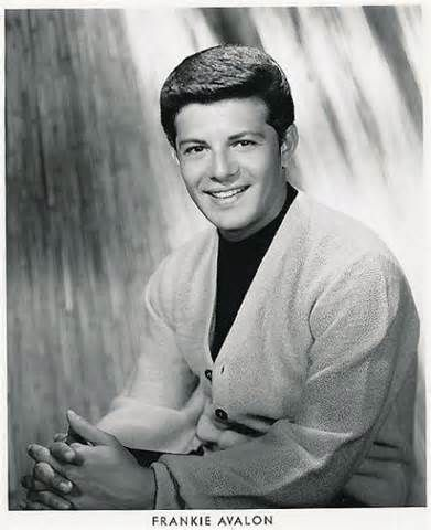 My favorite Frankie Avalon: Just Ask Your Heart, Two Fools, I'll Wait For You, A Boy Without a Girl