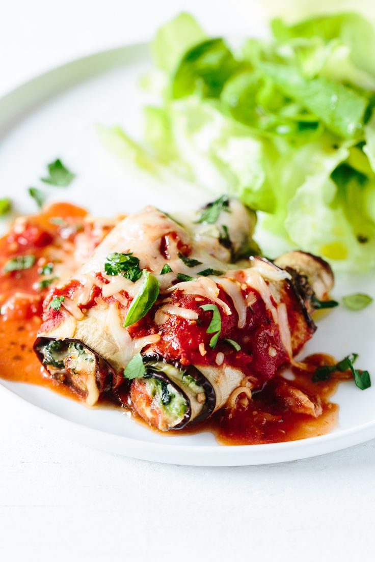 How To Make Eggplant Rollatini — Cooking Lessons from The Kitchn
