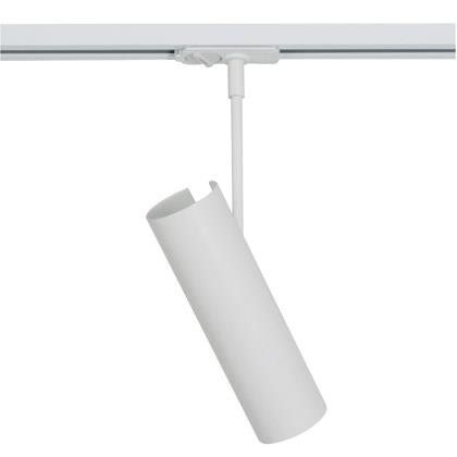 Contemporary Track Lighting Kit White