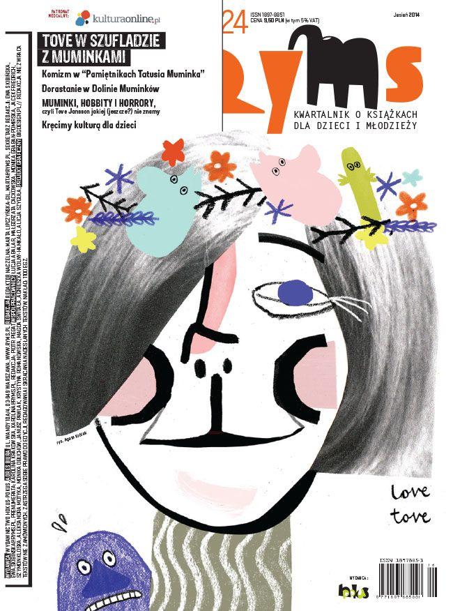 Tove i Ryms 24. się kłaniają - Ryms - kwartalnik o książkach dla dzieci i młodzieży