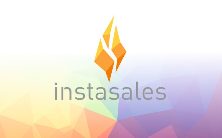 Logotype for Instasales